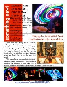 Spin Jam Flyer PDF