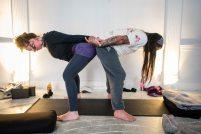 Gabrielle Yoga Class (1 of 7)